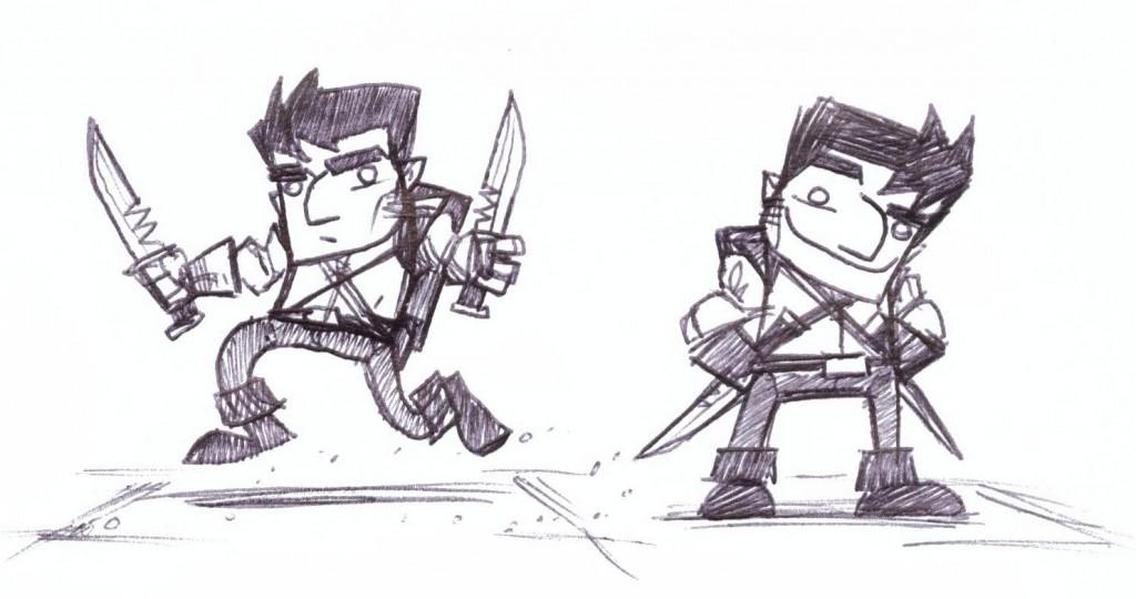 Quality Doodles Blog Halfing Rogue
