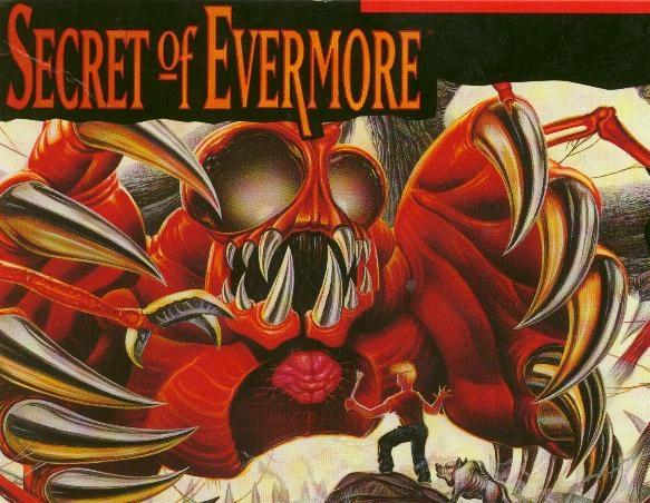 Anecdotes, Rumeurs et Légendes du Jeux Vidéo! (Jap &US) - Page 3 Evermore1