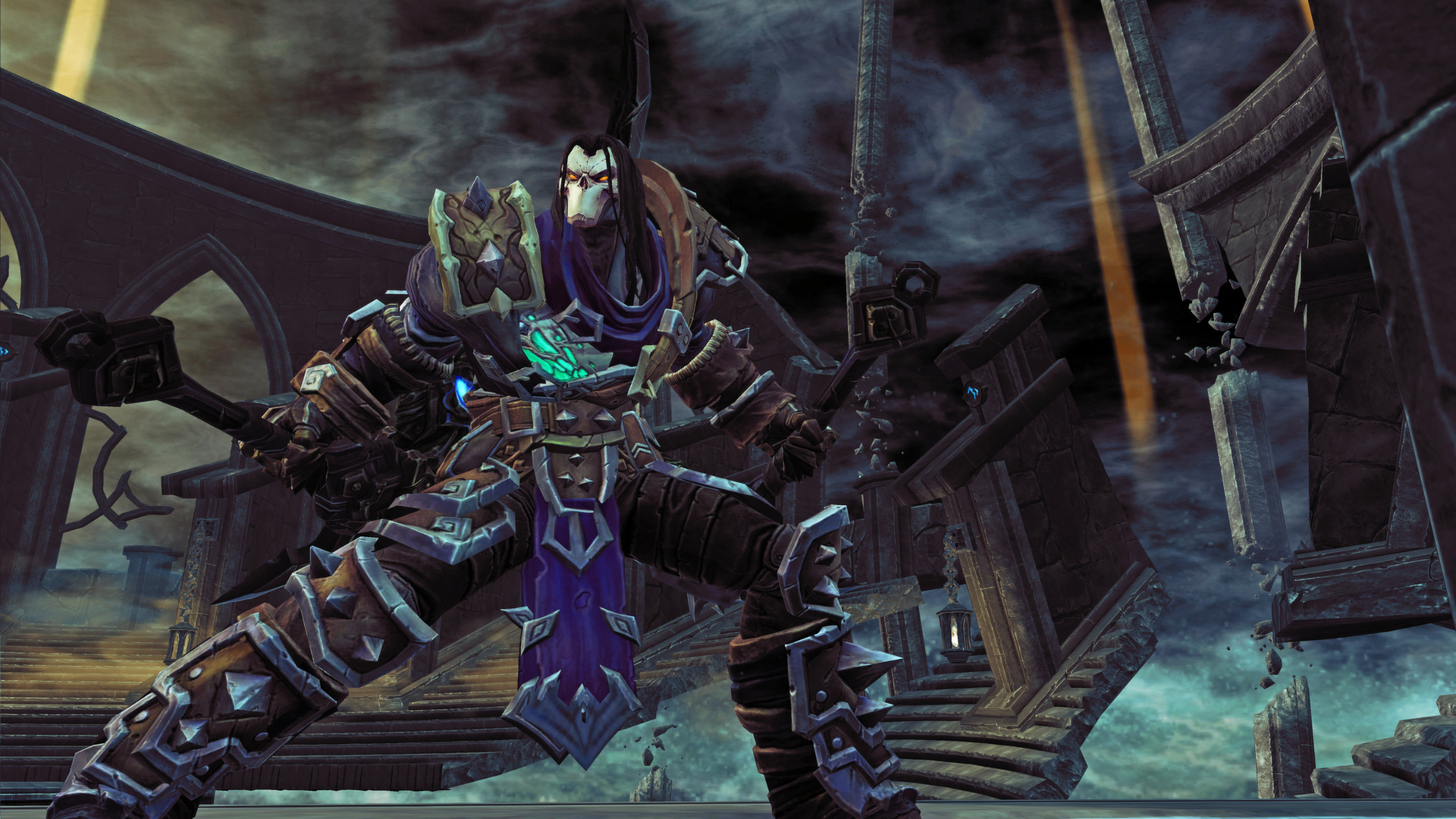 Darksiders 2 review the world is square
