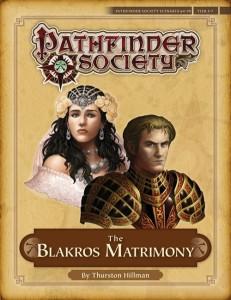 Blakros Matrimony
