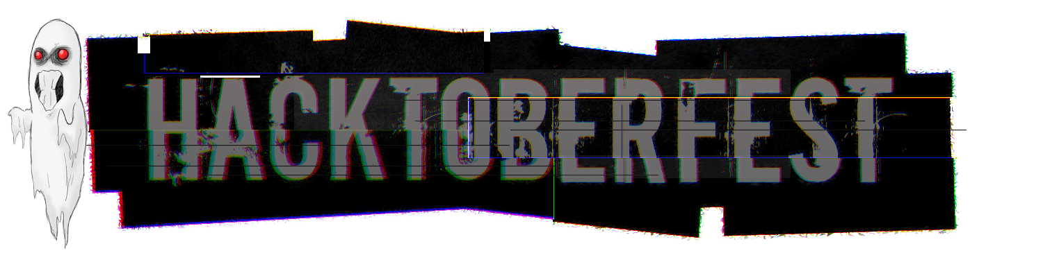 hacktober-ghosts-simple